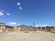 A little day trip to Pompeii